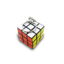 Chaveiro Cubo Mágico Ano 80 Festa Retro Brinde 60 (5 Dúzias)