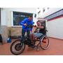 Acessório Transforma Cadeira De Rodas Em Triciclo Elétrico !