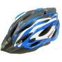 Capacete Para Ciclismo Mv26 Blue/white M Epicline - M