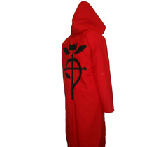 Manto Full Metal /capa /manto/akatsuki/cosplay R$ 90,00