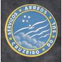 Serviços Aéreos Cruzeiro Do Sul- Eitqueta De Mala