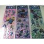 Smurfs O Filme Adesivo Stickers C/ 12 Cartelas