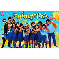 Dvds Novela Chiquititas 2013 - 2014 - 254 Capitulos Hd