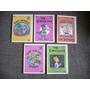 Raríssimos 5 Cadernos Dos Simpsons Spiral (1991) - Novos!