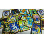 Cards Dragon Ball Z - Lote Com 200 Cartas Sortidas - Lacrado