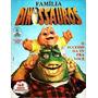 Dvds Família Dinossauros - Série Completa Dublada - 8 Dvds