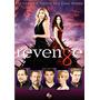 Dvds Revenge 4ª Temporada Completa Dublada E Legend - 5 Dvds