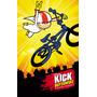 Dvds Kick Buttowski - Um Projeto De Dublê 1ª E 2ª Temporadas