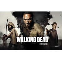 The Walking Dead 1 2 3 Temporadas Completas + 4ª E Brinde