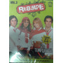 Dvd Rebelde Rbd 2ª Temp Vol 03 Lacrado Original