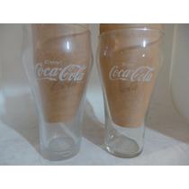 Lindos Copos Coca Cola E Diet Coke Contour