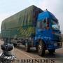 Lona Ripstop Verde 10x6 Encerado Algodão Caminhão Truck Toco