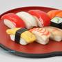 Réplica Alimento Fake Food Japão Made Japan Propaganda Sushi