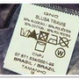 Etiquetas Nylon Personalizadas Roupas Etiquetas Composição