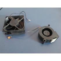 Ventiladores Ventuinha Cooler Fun Projetor Benq Ms513p