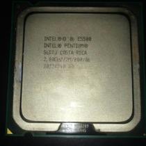 Cpu Pentium Dual Core E Pentium 4 .ambos..2mb 800fsb