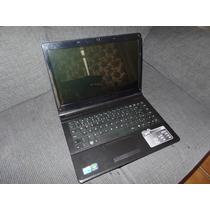 Notebook Positivo I7 Com 4gb No Estado - Monitor Com Defeito