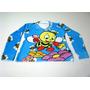 Blusa Tricot Infantil Monte Sião Kit Com 10 Blusas Atacado