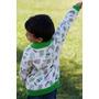 Moletom Toys - Roupas Infantis Com Zíper Nº 4 Blusa De Frio