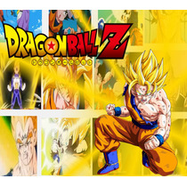 Dragon Ball Z Todas As Sagas