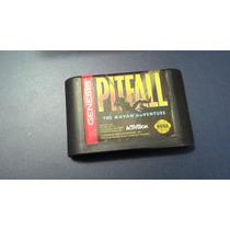 Pitfall Mega Drive Genesis