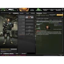 Conta Combat Armas Lider De Cla Com Level Up