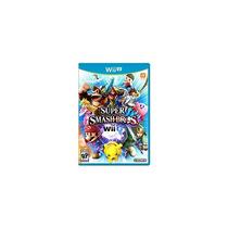 Jogo Nintendo Super Smash Bros Wii U