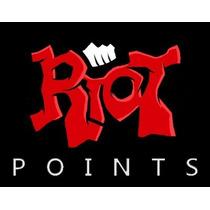League Of Legends Lol - Cartão 15000 Riot Points Rp Br Pin
