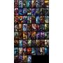 Conta League Of Legends, Ouro I, 60 Skins (ez Pulsefire)