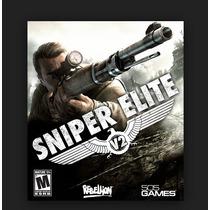Sniper Elite V2 Ps3 Mídia Digital Psn Codigo Idioma Ingles