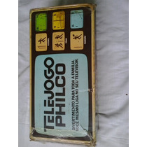 Tele Jogo Philco - Video Game - Game Antigo