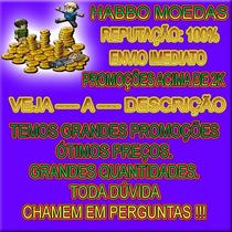 Habbo Moedas Barra 50c = R$5.50 [qualificação Depois]