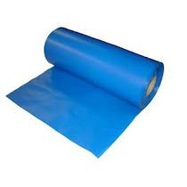 Lona Plastica 4 X 50mts , Disponivel Na Cor Azul E Amarela