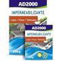 Impermeabilizante Ad2000 P/ Muros E Lajes- 12 Kg
