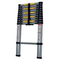 Escada Telescópica Alumínio Multifuncional 11degraus -3,12m