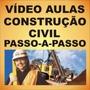 Curso De Pedreiros E Mestres De Obra!! Aulas 7 Dvds