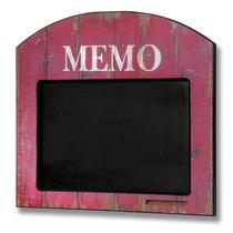 Memo Board - Notas De Cozinha Lista Acessório Utensílios D