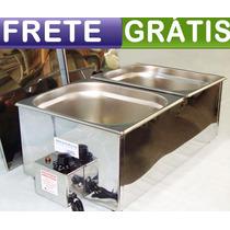 Derretedeira De Chocolate 20kgs Frete Grátis P/todo Brasil!
