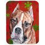 Staffordshire Bull Terrier Staffie Flocos De Neve Vermelhos