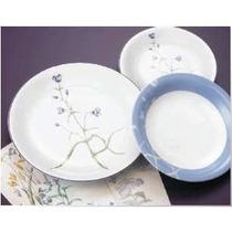 Aparelho De Jantar 42 Porcelana Botanique
