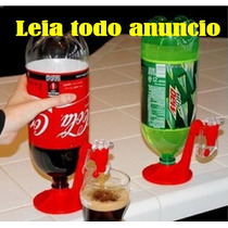 Suporte Para Garrafa Pet - Refrigerante - Coca Cola - Água