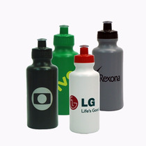 Squeeze De Plástico 500ml Personalizado Evento Logo