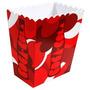 Balde De Pipoca Coca-cola® | Churrasco Casamento Chá Panela