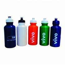 Squeeze De Plástico 500ml Personalizado R$ 2,30 Cada