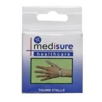 Thumb Bandage - Medisure Stall Plastic -m Primeiros Socorros