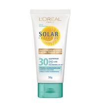 Prot Solar Loreal Expertise Facial Fps 30 Toque Seco 50g