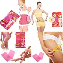 Cinta Shape Up Sauna Queima Gordura Celulite Barriga E Perna