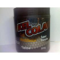 Gel Cola Kel Cola 500g Super Fixação Sem Álcool