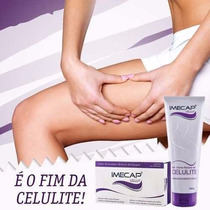 Kit Imecap Cellut - Gel Creme 250 G + 60 Cápsulas