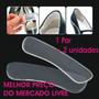 Protetor Calcanhar Silicone Gel Pé Sapato Bota Meia Atrito